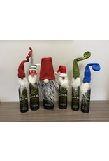 Gnome Bottle Toppers