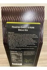 Roasted Garlic Bread Mix