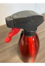 Red Stainless Steel Oil Sprayer