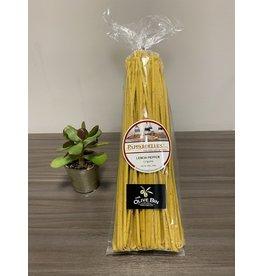 Lemon Pepper Linguine Pasta