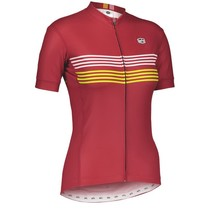 SOLO DUO MK3 WOMENS JERSEY RED