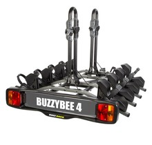 BUZZRACK BUZZYBEE 4 BIKE CARRIER TOWBALL