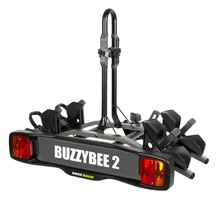 BUZZRACK BUZZYBEE 2 BIKE CARRIER  TOWBALL