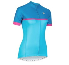 SOLO LADIES CADENCE JERSEY BLUE / PINK