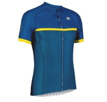 SOLO CADENCE JERSEY BLUE / YELLOW
