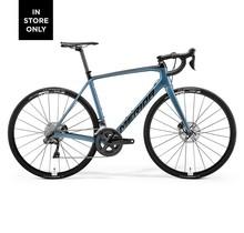 MERIDA SCULTURA 7000-E METALIC BLACK / BLUE 2021