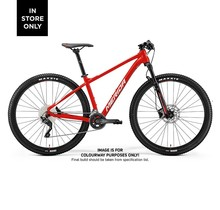 MERIDA BIG SEVEN 10-MD RED / WHITE 2021