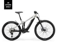 MERIDA E-ONE SIXTY 500 SILVER / BLACK 2021