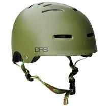 DRS ARMY GREEN SKATE HELMET
