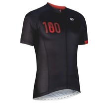 SOLO CENTURY JERSEY BLACK / RED