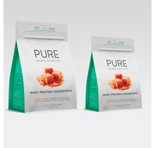 PURE WHEY PROTEIN HONEY SALTED CARAMEL
