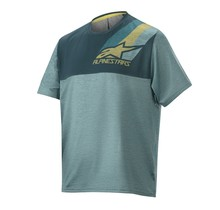 ALPINESTARS YOUTH ALPS 4.0 SHORT SLEEVE JERSEY MELANCE / CERAMIC