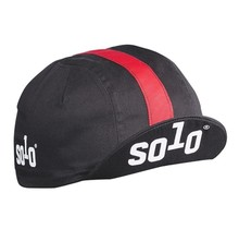SOLO RETRO CAP BLACK
