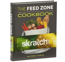 SKRATCH LABS 'THE FEED ZONE' BOOK