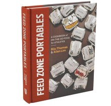 SKRATCH LABS 'THE FEED ZONE' PORTABLES'  BOOK