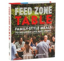 SKRATCH LABS 'THE FEED ZONE' TABLE BOOK