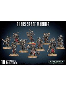 Warhammer 40,000 Chaos Space Marines