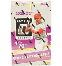 Panini 2020 Panini Donruss Optic Baseball Hobby Box