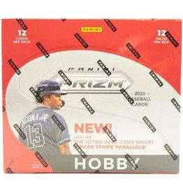 Panini 2020 Panini Prizm Baseball Hobby Box