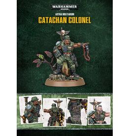 Warhammer 40,000 Astra Militarum Catachan Colonel