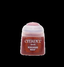 Citadel Khorne Red