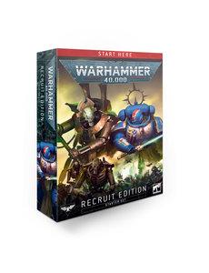 Warhammer 40,000 Warhammer 40,000 Recruit Edition