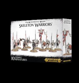 Warhammer Age of Sigmar Skeleton Warriors
