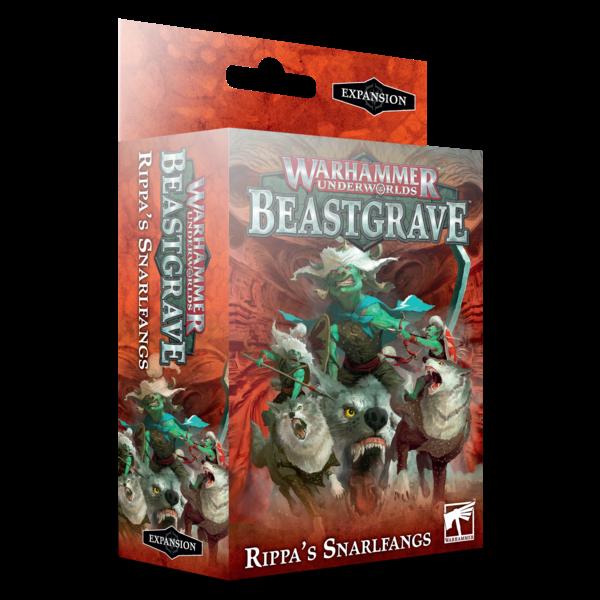 Warhammer Underworlds Warhammer Underworlds: Beastgrave – Rippa's Snarlfangs