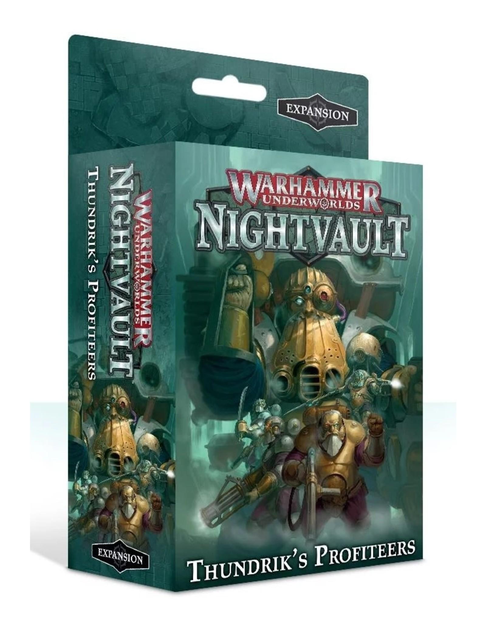 Warhammer Underworlds Kharadron Overlords: Thundrik's Profiteers
