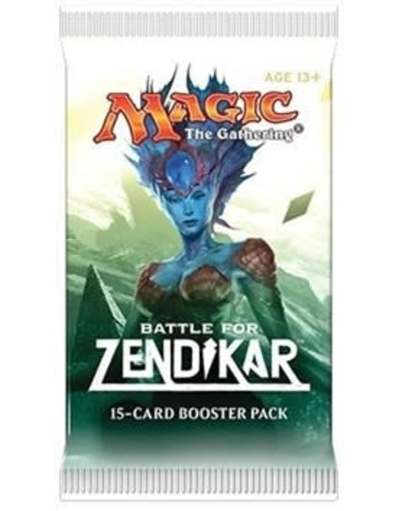 Battle for Zendikar Booster Pack