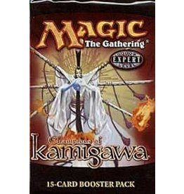 Magic: The Gathering Champions Of Kamigawa Booster Pack
