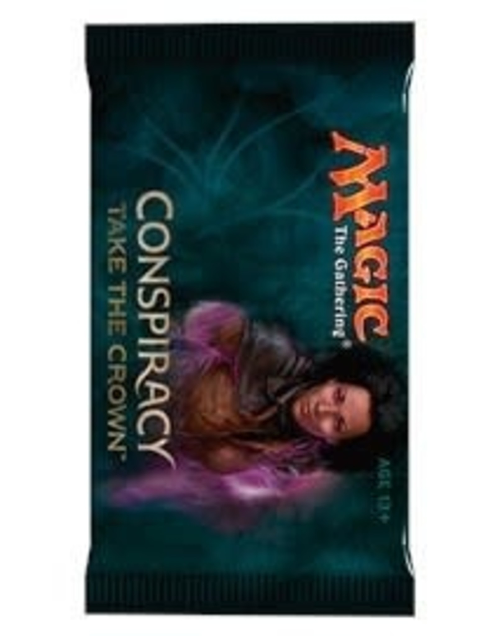 Magic: The Gathering Conspiracy Take The Crown - Booster Pack