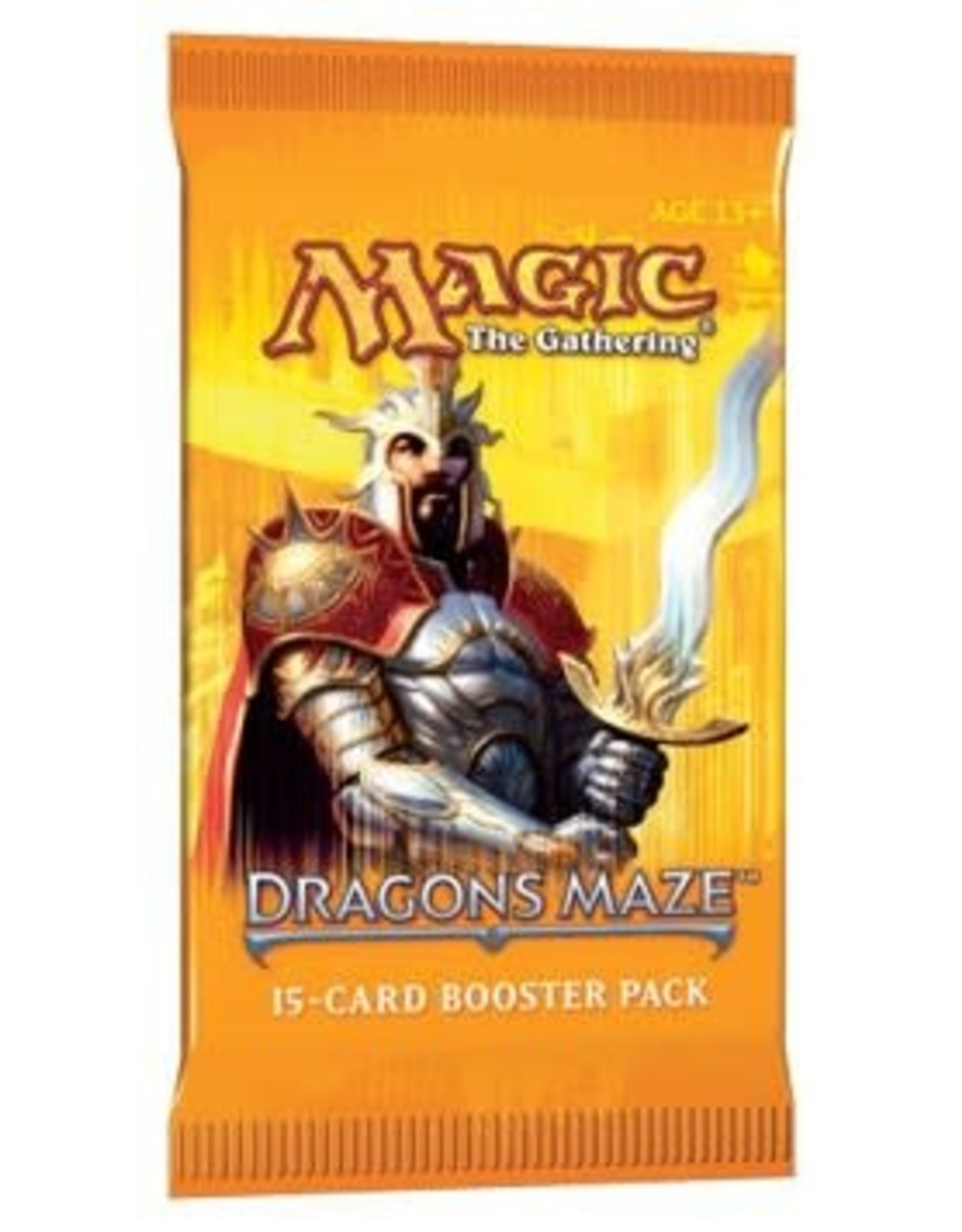Magic: The Gathering Dragon's Maze Booster Pack