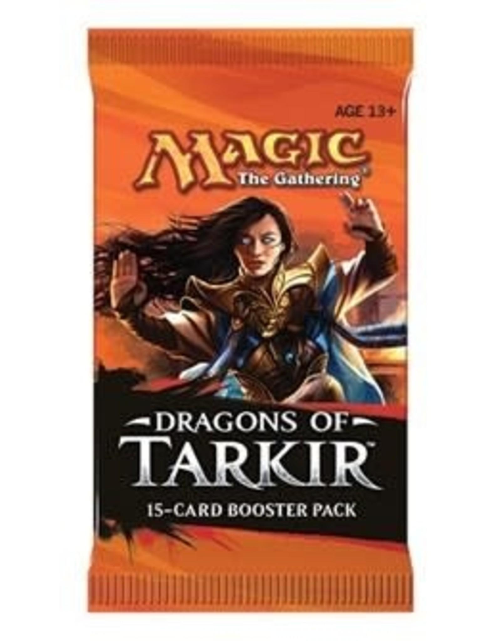 Dragons Of Tarkir Booster Pack JPN