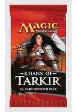 Magic: The Gathering Khans of Tarkir Booster Pack