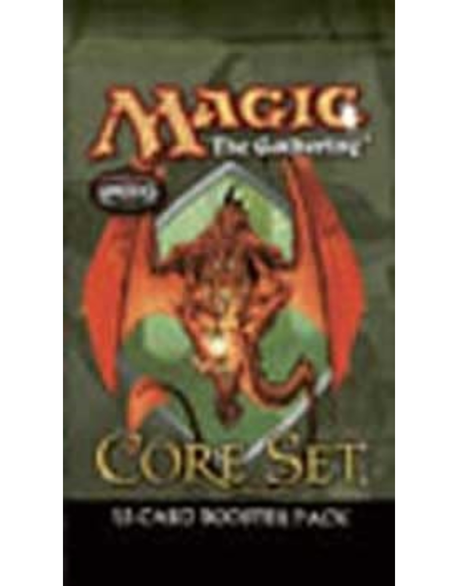Magic: The Gathering 9th Edition Booster Pack RUS