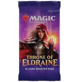 Magic: The Gathering Throne of Eldraine - Booster Pack