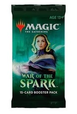 Magic: The Gathering War Of The Spark Booster Pack