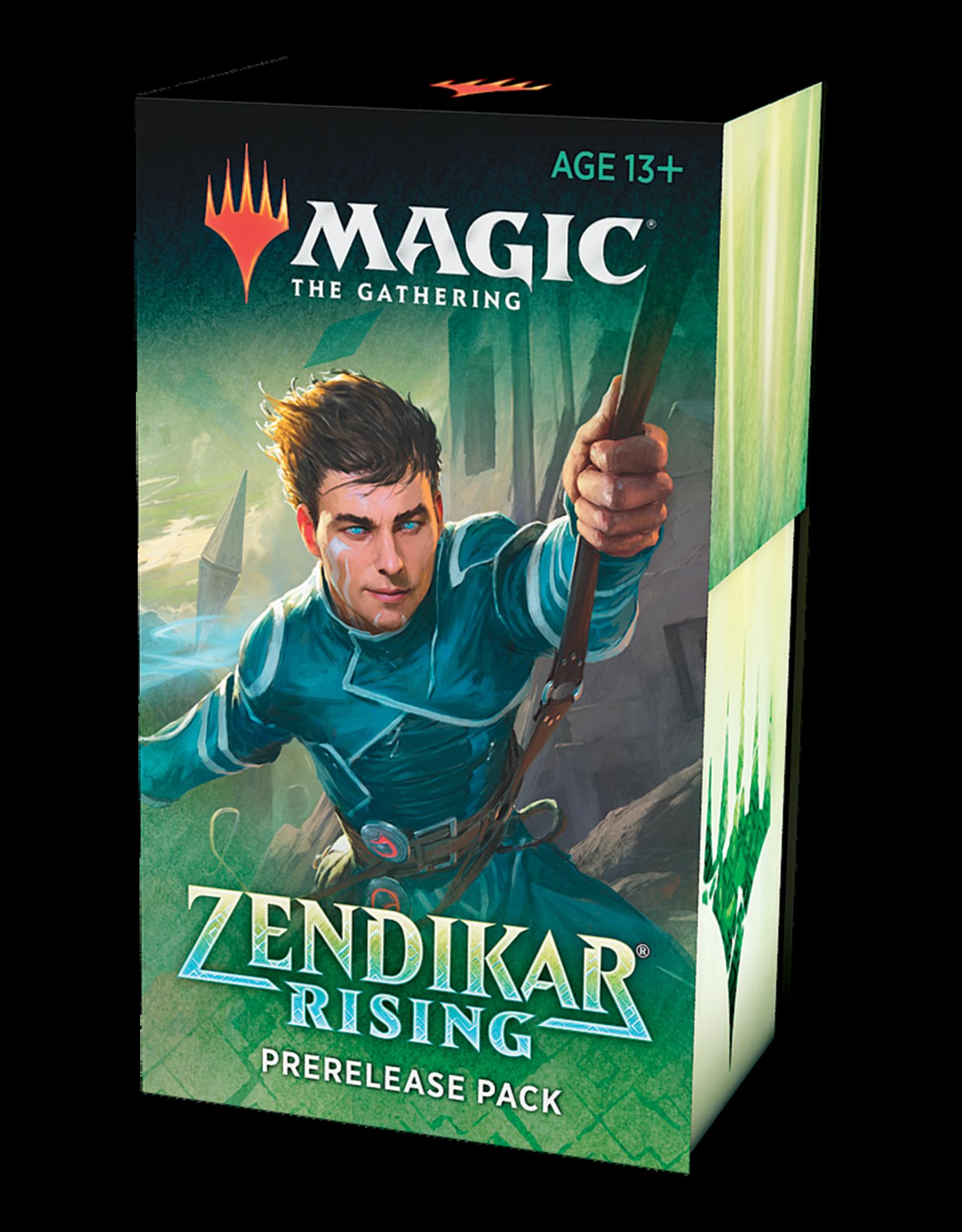 Magic: The Gathering Zendikar Rising Prerelease Pack