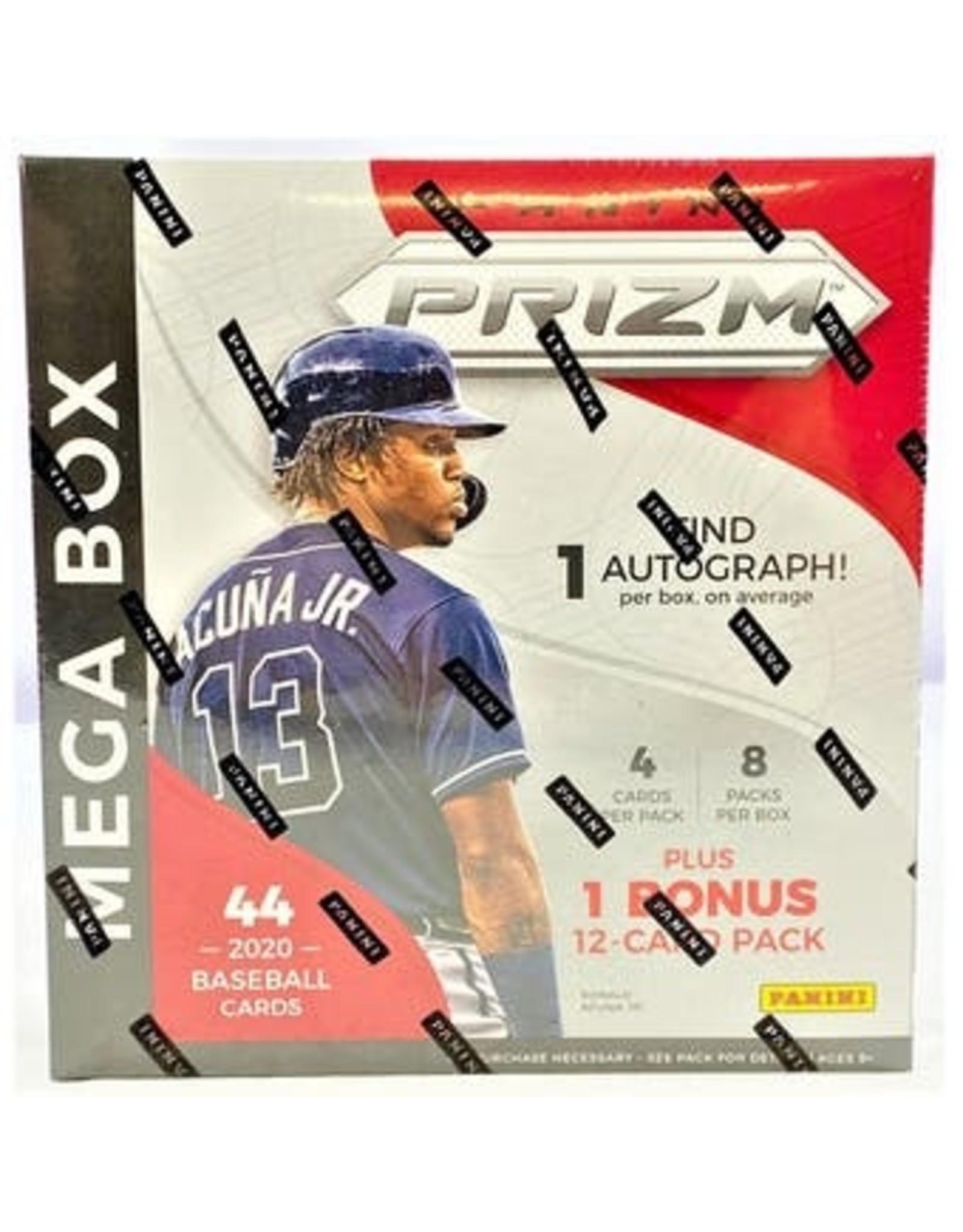 Panini 2020 Panini Prizm Baseball Mega Box