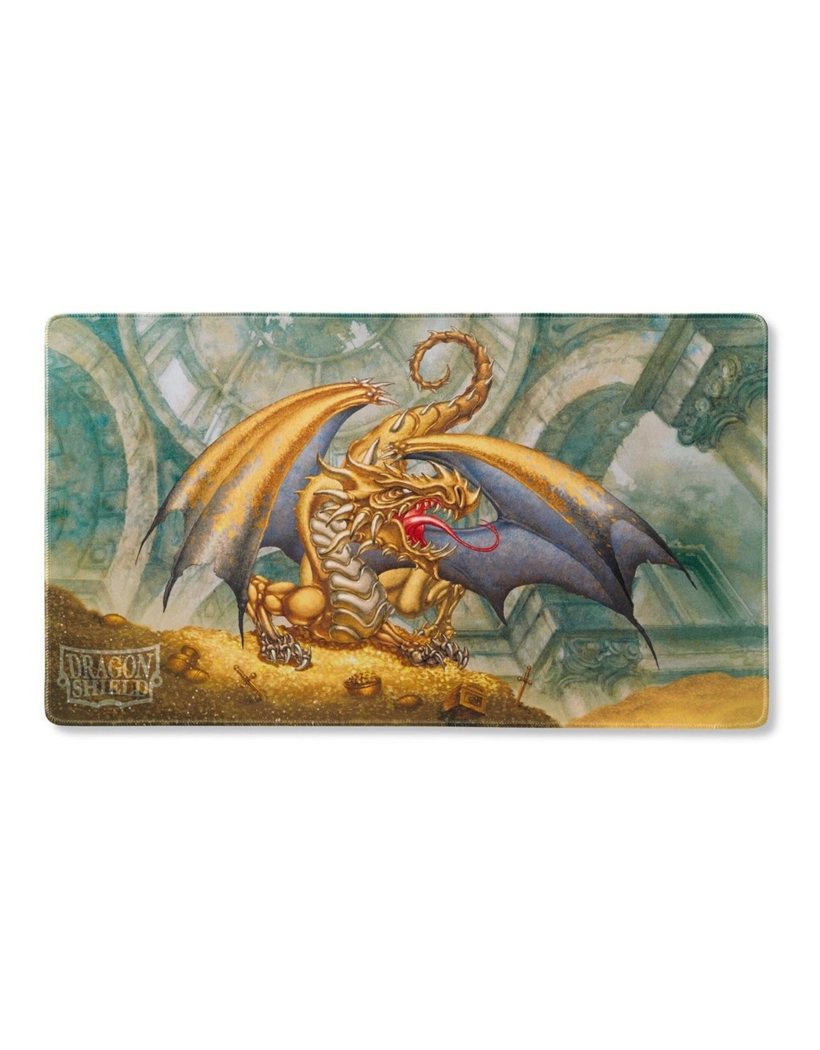 Arcane Tinmen King 'Gygex' the Golden Terror Limited Edition Playmat