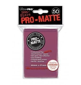 Ultra Pro Pro-Matte Deck Protectors Standard Blackberry 50
