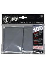 Ultra Pro Eclipse Sleeves Standard Grey 100