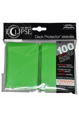Ultra Pro Eclipse Sleeves Standard Lime Green 100