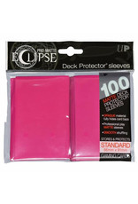 Ultra Pro Eclipse Sleeves Standard Pink 100