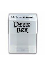 Ultra Pro Deck Box Clear