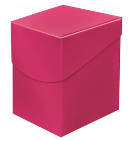 Ultra Pro Pro 100+ Eclipse Deck Box Hot Pink