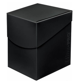 Ultra Pro Pro 100+ Eclipse Deck Box Jet Black