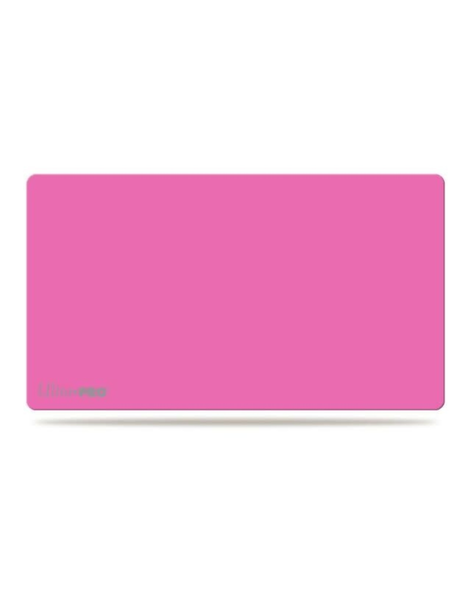 Ultra Pro Artist Playmat Pink