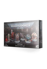 Warhammer 40,000 Battlezone Objective Set
